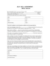 Car Purchase Agreement Template Navyaadance Amazing Auto Purchase Agreement Template