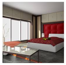 Best Red Bedroom Furniture Contemporary Home Design Ideas