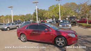 Autoline Preowned 2010 Chevrolet Malibu LT For Sale Used Walk ...