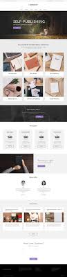 book publishing templates book publishing wordpress theme