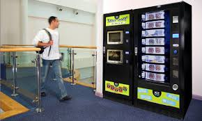 Rent Vending Machine Uk Awesome Vending Machines To Hire Or Lease In UK From ISpy Coffee WateriSpy