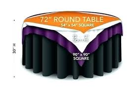 round tablecloth on square table what size tablecloth for round tablecloth inch square table amazing best round tablecloth on square table inch