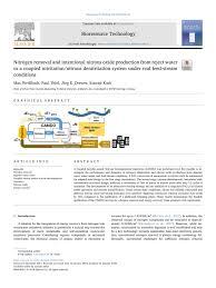 Lehrstuhl Für Siedlungswasserwirtschaft New Research Article By