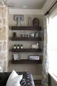 living room decorating small living room diy shelf for