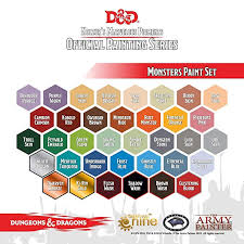 Precise Army Painter Paint Conversion Chart Army Painter