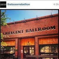 Crescent Ballroom Seating Chart Crescent Ballroom Copper Square 110 Tips From 5519 Visitors