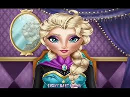 frozen elsa makeup game new frozen game 2016 funny baby games