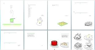 Cookbook Template Pages Recipe Book Templates Free Family