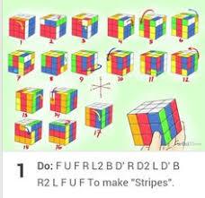 Rubik's Patterns Cool Make Awesome Rubik's Cube Patterns Amusment Pinterest Cube And