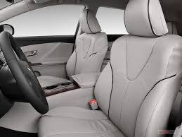 2016 toyota venza front seat