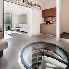 Wine Cellar Kitchen Floor Spiral Cellar Design Makes Your Home Memorable Freshomecom