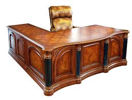 luxury office desk. wood l shaped office desk luxury design f