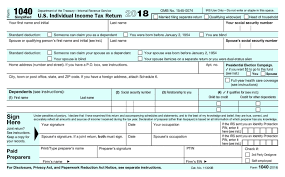 The New Irs Tax Forms Are Out Heres What You Should Know