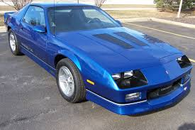 eBay Find: A Rare 1990 Chevy Camaro IROC 1LE With Only 2,259 Miles ...