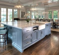 Awesome Best 25 Large Kitchen Island Ideas On Pinterest Kitchen Islands In Large  Kitchen Island Ideas Popular