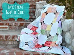 Project Design Team Thursday ~ Hope Chest Bow Tie Quilt | Penny ... & Project Design Team Thursday ~ Hope Chest Bow Tie Quilt Adamdwight.com