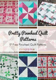 Pretty Pinwheel Quilt Patterns: 17 Free Pinwheel Quilt Patterns ... & Pretty Pinwheel Quilt Patterns: 17 Free Pinwheel Quilt Patterns    FaveQuilts.com Adamdwight.com