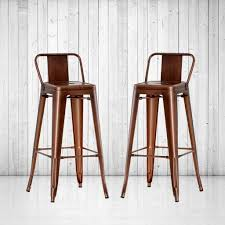 Modern Style Bar Stools Kitchen Provides Rustic Charm To Your Bar Or Kitchen Area With