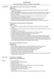 Internship Resume Examples Strategy Internship Resume Samples Velvet Jobs 17