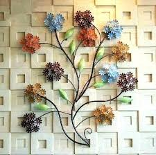 outdoor wall hangings metal outside decor art and sculptures hanging large