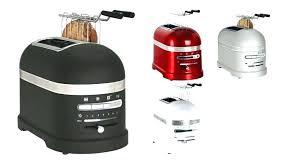 kitchenaid 2 slice toasters kitchen aid toaster 4 cream artisan empire red