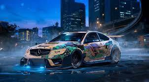 Mercedes Drift, HD Cars, 4k Wallpapers ...