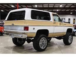 1977 Chevrolet Blazer for Sale | ClassicCars.com | CC-1008638
