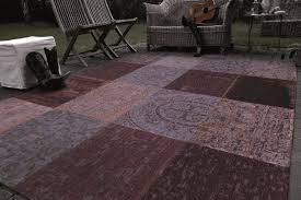 vintage 8008 purple rug