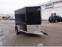 6 x 10 angle iron utility trailer this is a very nice 6 x 10 black 5 x 8 cargo trailer 2 wedge nose this is