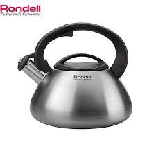 <b>Чайник Rondell</b> Krafter RDS-087 (3 <b>л</b>, нержавеющая сталь ...