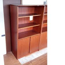 Japanese office furniture Office Space Display Cabinet Wood Brown Japanese Japans Surplus Office Furniture Home Furniture On Carousell Archiproducts Display Cabinet Wood Brown Japanese Japans Surplus Office