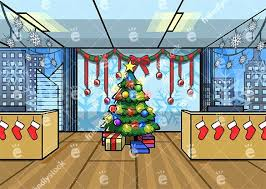 the office christmas ornament. Office Christmas Ornaments An Decorated With A Tree And Vector Background Supply The Ornament K