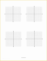 Word Graph Template Free Graph Templates Of 33 Free Printable Graph Paper
