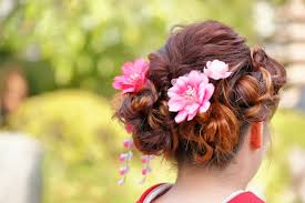 着物に似合う髪型ヘアスタイルおすすめアレンジを紹介 おすすめ