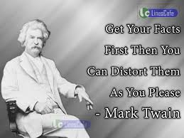 Famous Writer Mark Twain Top Best Quotes With Pictures Linescafecom