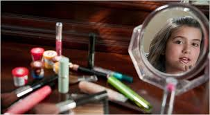 learner when alyssa pometta 11 wanted to start wearing makeup her mother decided to book a makeover rather than forbid it credit megan bearder for the