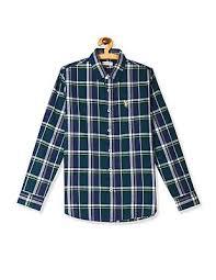 Buy Boys Boys Button Down Check Shirt Online At Nnnow Com