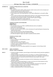 Prn Nursing Resume Samples Velvet Jobs