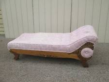 vintage fainting couch. Vintage Fainting Couch. Modren Couch 58375 Lion Face Antique Oak Fainting  Chaise Lounge With Couch C