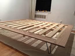 I Built a Bed