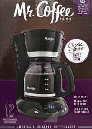 Melitta junior basket coffee filters white 100 count $3.78 ( $0.04 / 1 count) in stock. Kroger Mr Coffee Simple Brew Programmable Coffee Maker Black 12 C