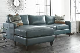 st croix leather sectional
