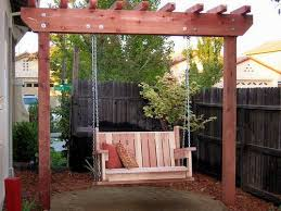 Small Picture How to Build a Simple Garden Arbor The Garden Glove