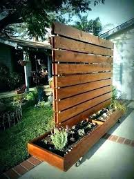backyard privacy screen ideas free g outdoor screens best for garden screening planting standing decks i home design free standing outdoor privacy screens