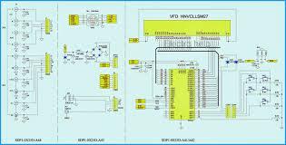 altec lansing vs2521 micorlab x25d x27d h500d 600d microlab altec lansing vs2521 microlab x25d x27d h500d h600d circuit diagram