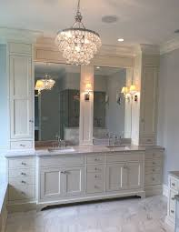small bathroom wall mirrors. Crystal Hanging Light Fixture With Square Large Wall Mirror And White Best  Cupboard Furniture Small Bathroom Wall Mirrors