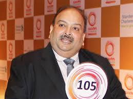 Gitanjali Gems Chart Mehul Choksi Gitanjali Gems Headed For Liquidation