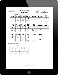 Pdf Cd Plus How To The Use The Drum Chart Builder Software Program