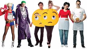 is always more fun when you collaborate on your costumes with other people it s especially a good time when you think of the best ways to dress