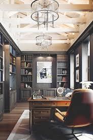 elegant design home office. Home Office Design Library And Elegant Finishings Mid Century Modern 12 C